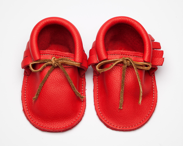 Sahara Clancy Moccs – Eco-Friendly Soft Leather Moccasins Baby Shoes by Wolfie and Willow (4)