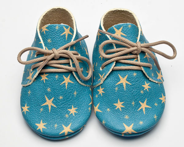 Milo blue stars