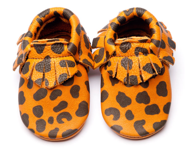 Moccasin Leopard